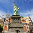 A Statue of Liberty at New York - New York — Stock Photo