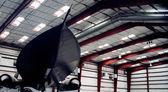 An SR-71A Blackbird — Stock Photo