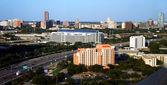 A Dallas Cityscape — Stock Photo