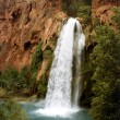 A View of Havasu Falls in Havasu Canyon, Arizona — Stock Photo