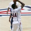 Постер, плакат: A Jump Shot by Solomon Hill in an Arizona Basketball Game
