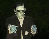 A Frankenstein's Monster Lurks in the Night — Stock Photo