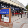 McKale Memorial Center Ticket Office Shot — Stock Photo #8282892
