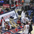 A Rebound by Arizona Wildcat Angelo Chol — Stock Photo