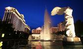 A View of Caesars Palace on the Strip, Las Vegas, Nevada — Stock Photo