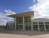 An Eddie Lynch Pavilion, McKale Memorial Center, Shot — Stock Photo