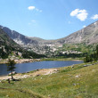 An Alpine Lake in Rocky Mountain National Park — Stock Photo #8346438