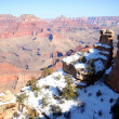 Grand Canyon View from Yaki Point — Stock Photo #8447830