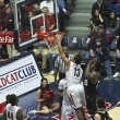 Stock Photo: Slam Dunk by ArizonWildcat Nick Johnson