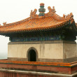 An Example of Chinese Architecture at the Summer Palace — Stock Photo