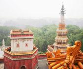 A Summer Palace Stupa from Longevity Hill — Stock Photo