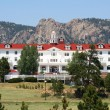 Постер, плакат: A View of the Stanley Hotel Estes Park Colorado