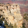 Grand Canyon View from Mather Point — Stock Photo #8563451