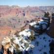 Grand Canyon View from Yaki Point — Stock Photo #8564238