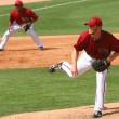 ������, ������: Pitcher Blaine Boyer in an Arizona Diamondbacks game
