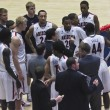 Постер, плакат: At a Timeout Sean Miller Coaches