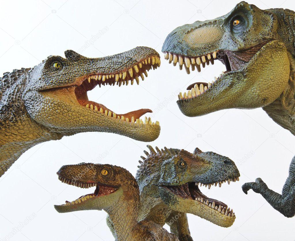 Tyrannosaurus Rex Vs Allosaurus