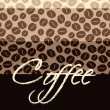 Royalty-Free Stock Vectorafbeeldingen: Template Coffee shop menu