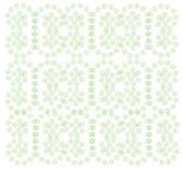 Bel ornement vert pour diverses fins — Vecteur