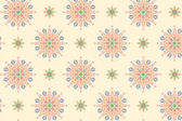 Floral seamlees pattern — Stock Photo