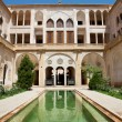 Stock Photo: Historic old house, Kashan, Iran