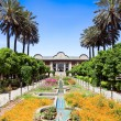 Stock Photo: Bagh-e NarenjestGarden,Iran