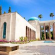 Saadi mausoleum in Shiraz - Stock Photo