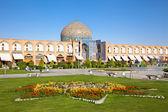 Mosquée de cheikh lotfollah naqsh-i jahan square, esfahan, Iran — Photo