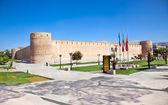 Old citadel Karmin Khan in the centre of Shiraz — Stock Photo
