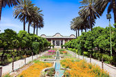 Bagh-e Narenjestan Garden,Iran — Stock Photo