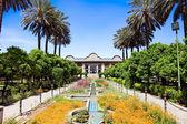 Bagh-e Narenjestan Garden,Iran — Stock Photo