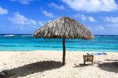 Beautiful tropical beach Maguana, Cuba — Stock Photo