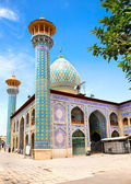Seyed Alaedin Hossein Shrine, Shiraz — Stock Photo