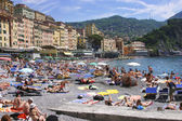 Spiaggia di Vernazza — Stock Photo