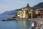 Spiaggia di Vernazza — Stock Photo
