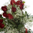 Bouquet of Red Roses — Stock Photo #8351171