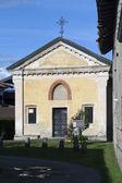 Santa Maria di Linduno — Stock Photo