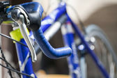 Racing bicycle — Stock Photo