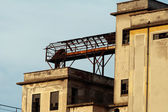 Abandoned Factory detail — Stock Photo