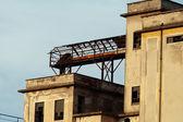 Abandoned Factory detail — ストック写真