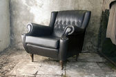 Classic vintage armchair — Photo