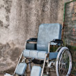 Wheelchair - Foto Stock