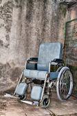 Sedia a rotelle — Foto Stock