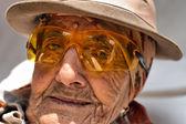 Portrait of a senior adult woman — Stock Photo