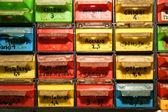 Tool boxes — Stock Photo