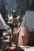 罗马战士 — 图库照片