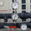 Stock Photo: Pressure gauges