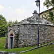 Anciente ice house , Varese , Italy — Stockfoto