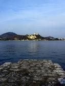 Rocca d'Angera Lago Maggiore — Stock Photo