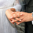 Stock Photo: Together holding their hands